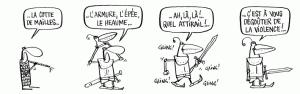 Atelier sceau et moulage pour les enfants... dans Actualités chevalier-humour-300x94